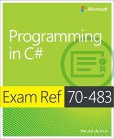 Зображення 20483B: Programming in C#