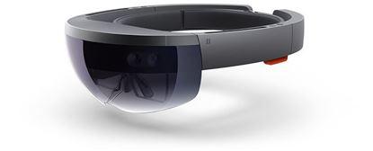 Изображение HoloLens