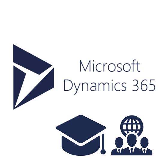 Зображення Dynamics 365 Customer Engagement Plan - Tier 1 (1-99 users) for Faculty