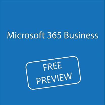 Зображення Microsoft 365 Business Preview
