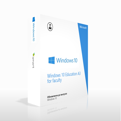 Зображення Windows 10 Enterprise A3 for faculty