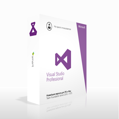 Зображення Visual Studio Professional
