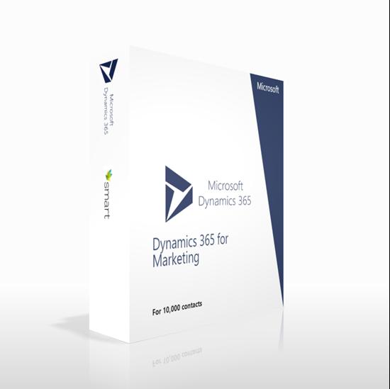 Зображення Dynamics 365 for Marketing