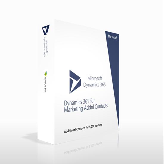 Зображення Dynamics 365 for Marketing Addnl Contacts