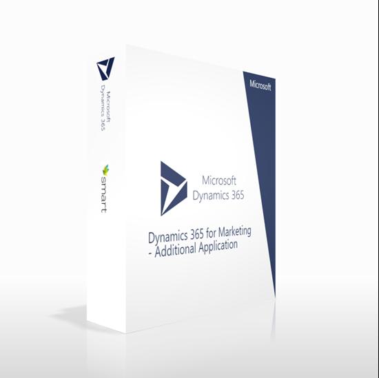 Зображення Dynamics 365 for Marketing - Additional Application