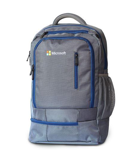 Зображення Backpack Microsoft Grey